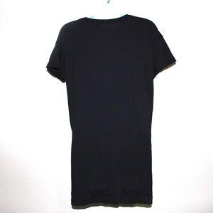 Guess Tops - Guess Classic Signature Logo Comfy T-shirt Dress